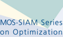 MOS-SIAM Series on Optimization